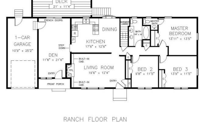 Superb Draw House Plans Home