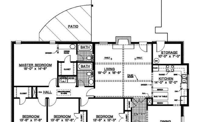 Superb House Plans Story One Country