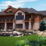 Superb House Plans Walkout Basement Ranch
