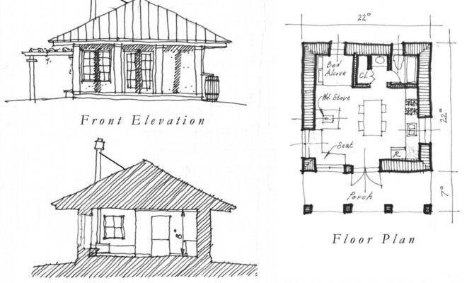 Superb One Room House Plans Pool Design Smalltowndjs