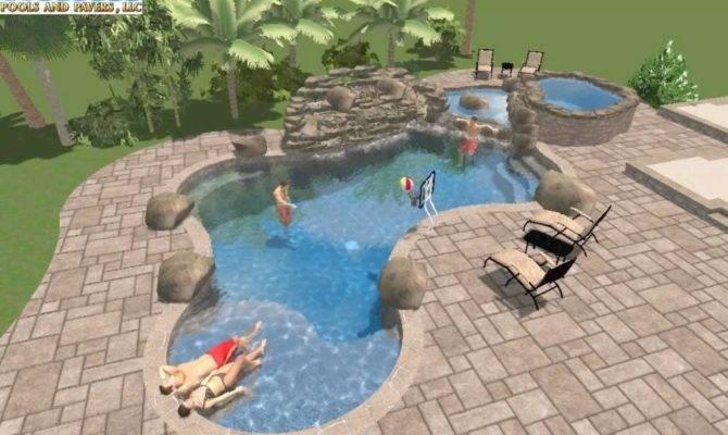 Superb Sims Pool Designs