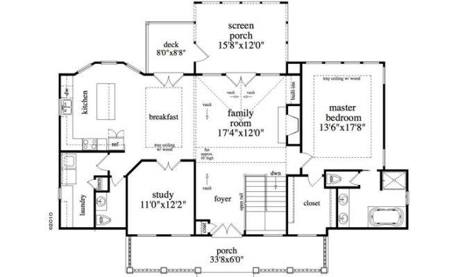 Surprisingly Empty Nesters House Plans Architecture