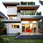 Sustainable Green Home Design Interior