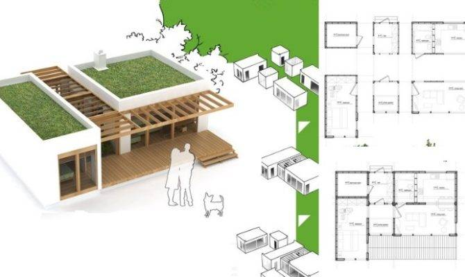 Sustainable Home Design Winners House