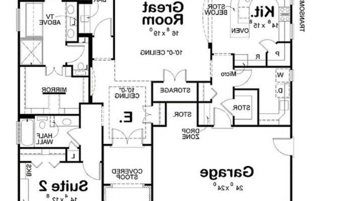 Sustainable Home Floor Plans Luxury Houses Designs