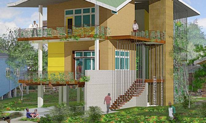 Sustainable House Design Philippines Plans