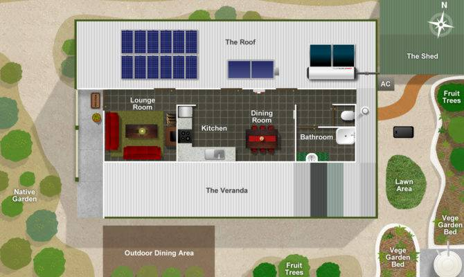 Sustainable Living House Plans Escortsea