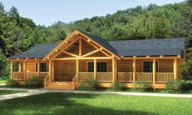 Swan Valley Log Home Plan Original Lincoln Logs