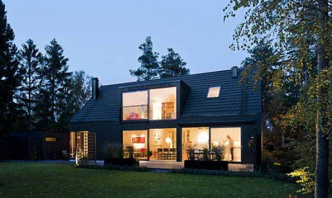 Swedish Combination Traditional Elements Modern