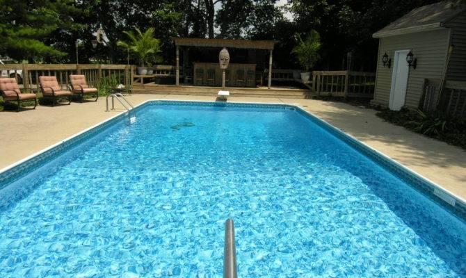 Swimming Pool Homes Land Scott Baker