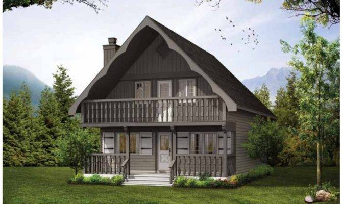 Swiss Chalet House Plans Dream Home Source