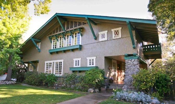 Swiss Chalet Pasadena California Oldhouses