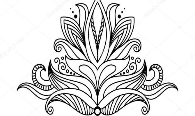 Symmetrical Design Decoration