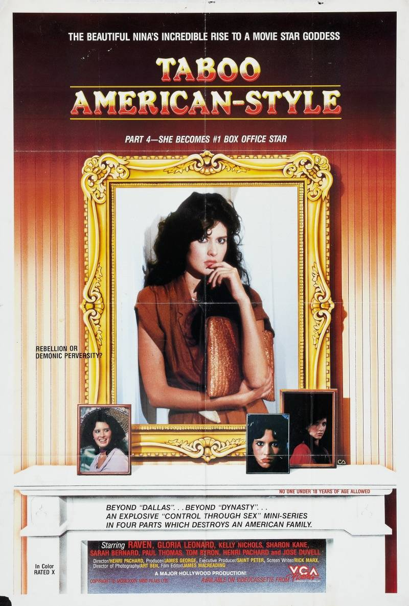 Taboo American Style 2-The Story Continues Movie Posters