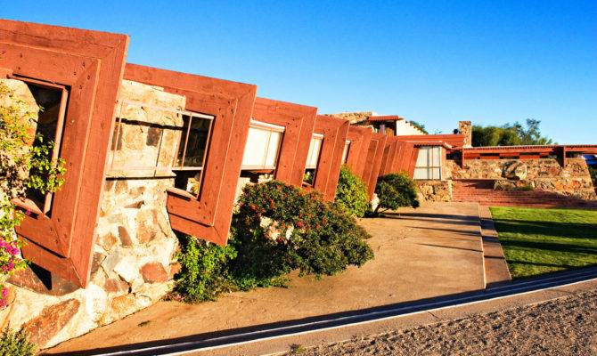Taliesin West Mobile App Your Own Private Piece Frank Lloyd
