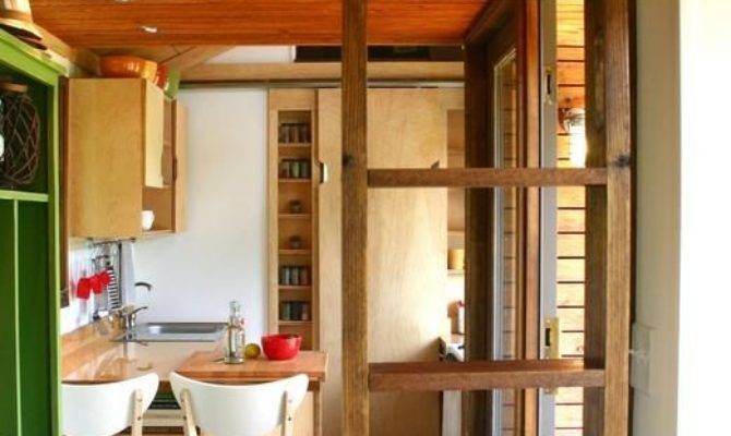 Tall Consider Tiny House Design
