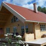 Talltoppen Jarven Chalet Homes Scandinavian Log Cabins