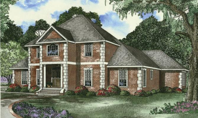 Tamara Two Story Home Plan House Plans More
