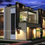 Tamilnadu Villa Plan Kerala Home Design Floor Plans
