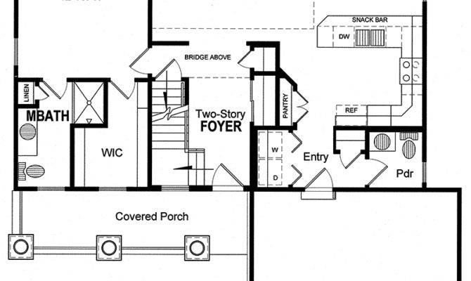 Tanglewood Cape Cod Style Home Plan House