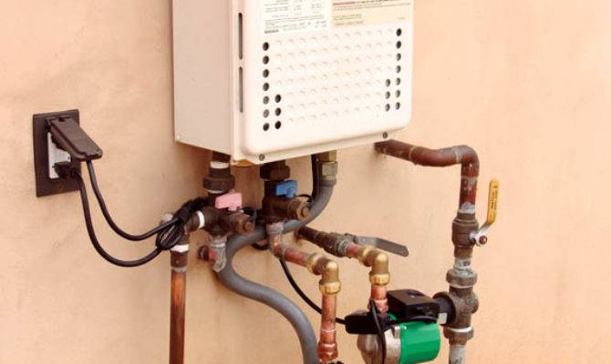Tankless Water Heater Wiring Diagram