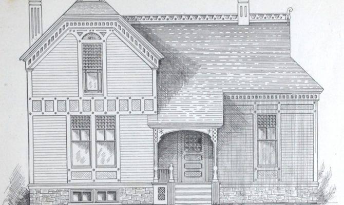 Tasteful Cottage House Plan Leffel Book