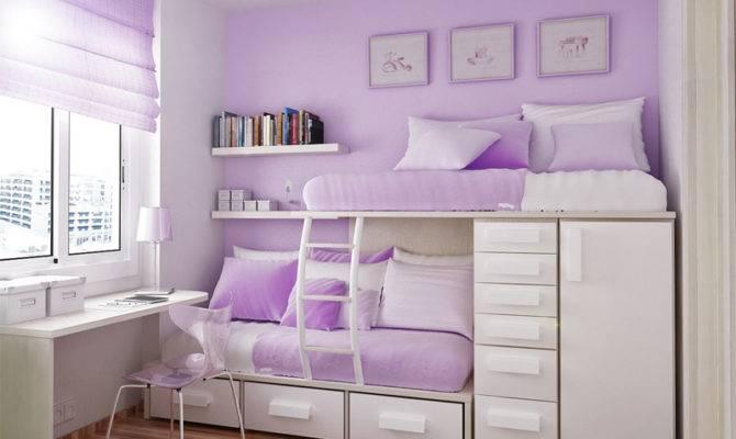 Teenage Bedroom Layouts Ideas