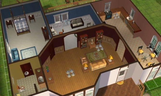Tempt Cottage Sims