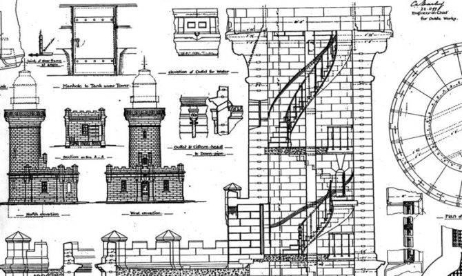 Terra Australis Byron Bay Lighthouse Plans