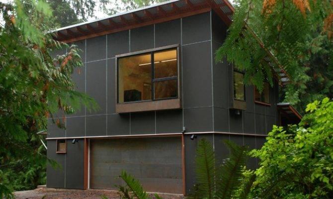 Terrabella Garage Apartment Contemporary Seattle