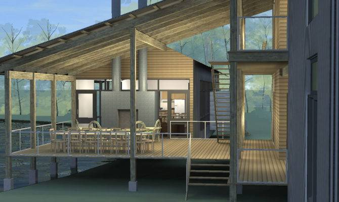 Texas Architecture Firm Designs Prefab Leed Certified