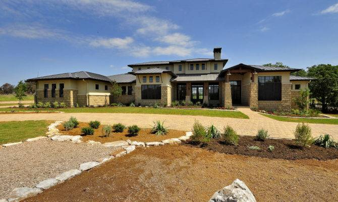 Texas Hill Country Home Designs House Plans Deco