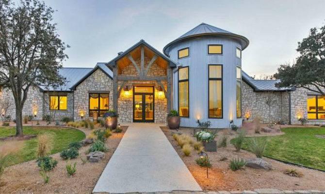 Texas Hill Country Home Veranda Fine Homes Sortra