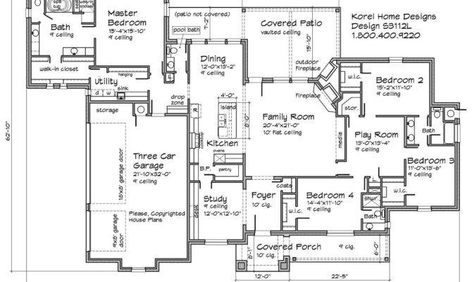 Texas House Plans Over Proven Home Designs