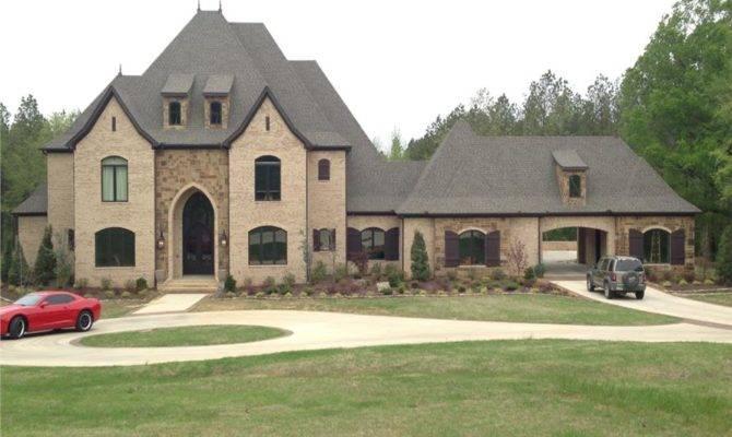 Texas House Plans Porte Cochere