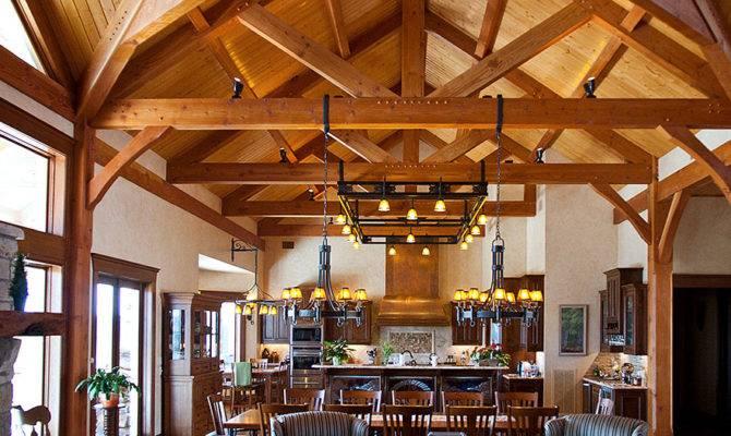 Texas Timber Frames Custom Homes Dream Home