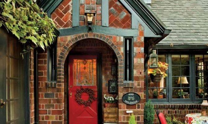 Textbook Tudor Portland Old House