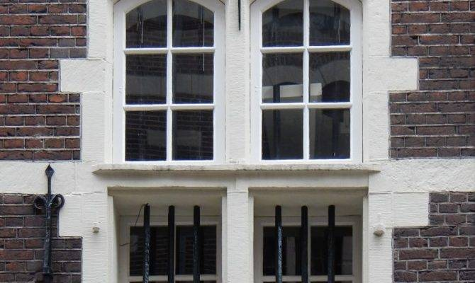 Texture Neoclassical Windows English Style