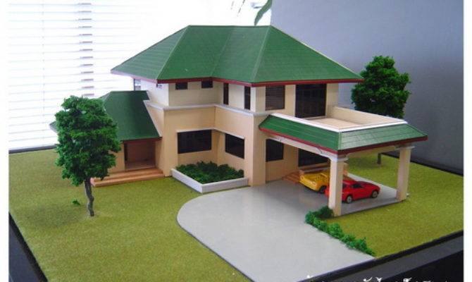 Thai House Plans Large Bedrooms Study