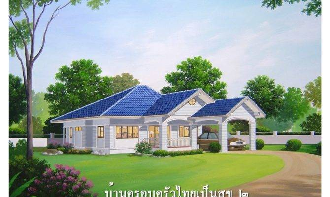 Thailand House Plans Find