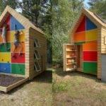 These Kids Playhouses Perfect Backyard