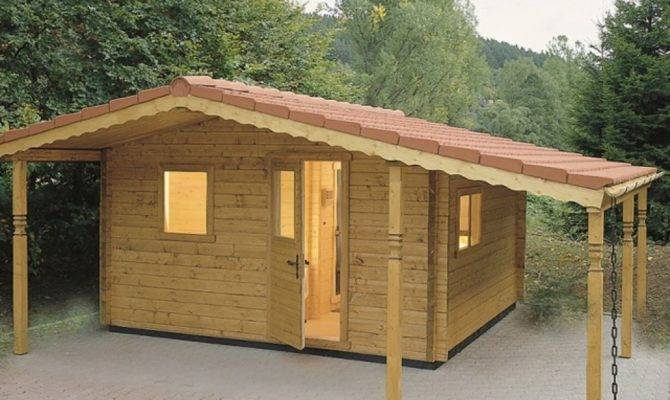 These Outdoor Sauna Show Some Examples Different