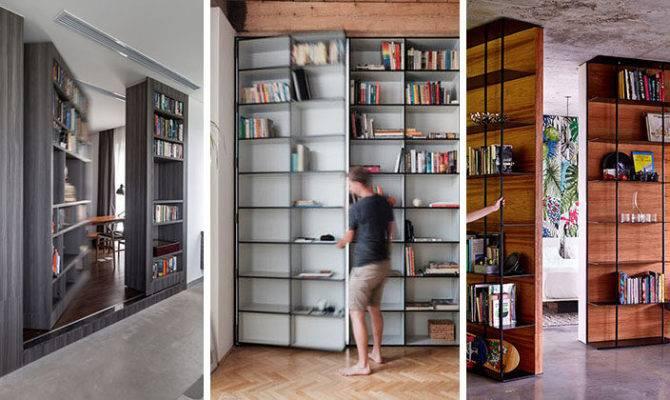 These Secret Doors Hidden Plain Sight Contemporist