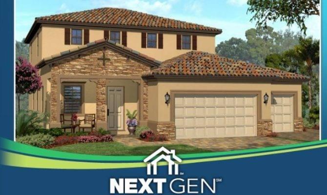 Think Big Lennar Next Gen Homes Underoneroof
