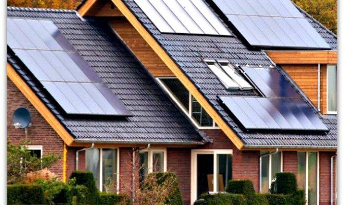 Thinking Going Solar Top Panel Home Design