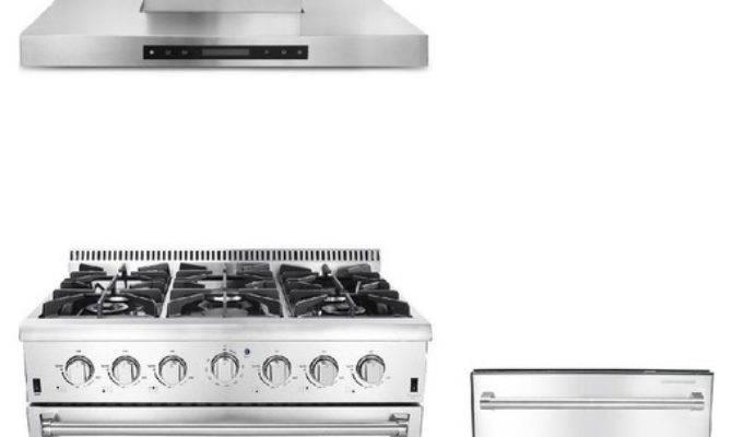 Thor Kitchen Hrg Gas Range Hood