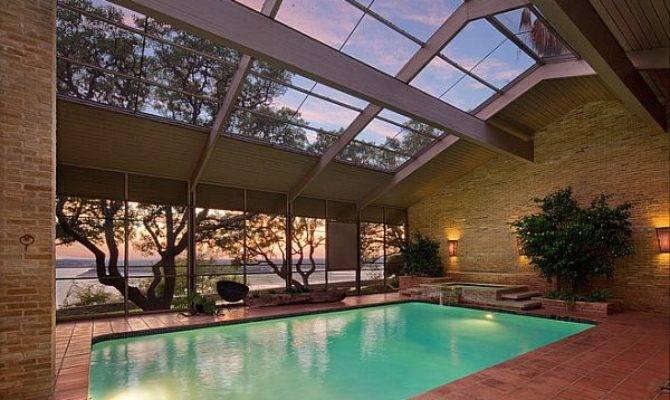 Three Beautiful Homes Indoor Pools