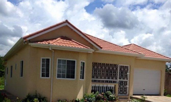 Three Bedroom House Plan Jamaica Savae