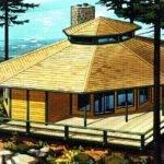 Three Bedroom Octagonal Home