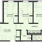 Three Bedroom Suite University Commons